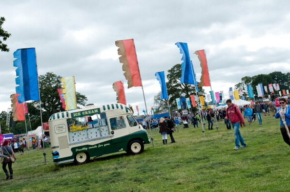 Electric Picnic Festival 2013 - Day 3