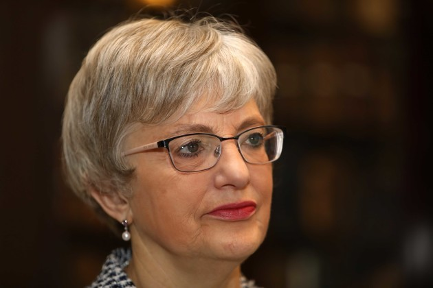 28/3/2018 Katherine Zappone Launched Tusla's Corporate Plans
