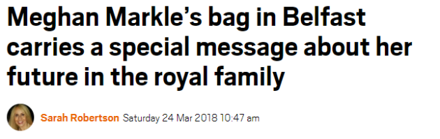 Just 11 of the most ridiculous headlines about the Royal Wedding so far