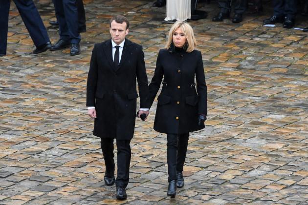France: Tribute to Arnaud Beltrame