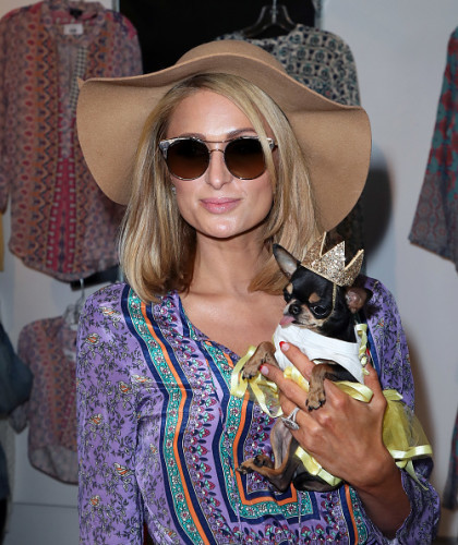 Paris Hilton Lost Her $2 Million Engagement Ring In A