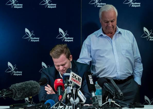 Australian Cricket Players Arrive In Sydney