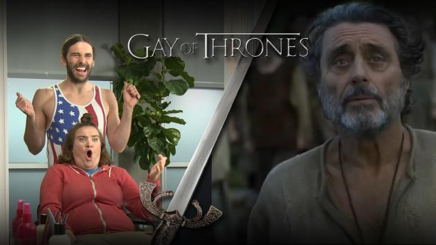 of Gay of Thrones his unique recap of HBO s