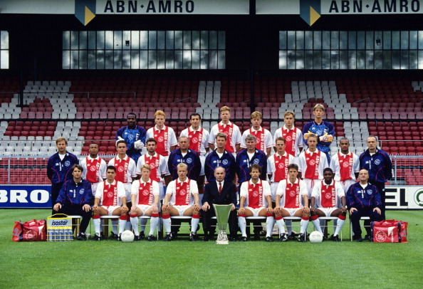 Dutch Eredivisie - Ajax Amsterdam