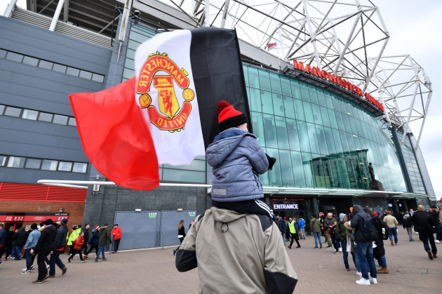 Manchester United v Swansea City - Premier League - Old Trafford