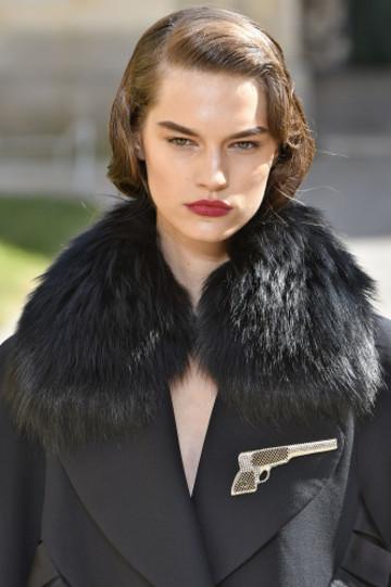 France: Paris Haute Couture - Ulyana Sergeenko