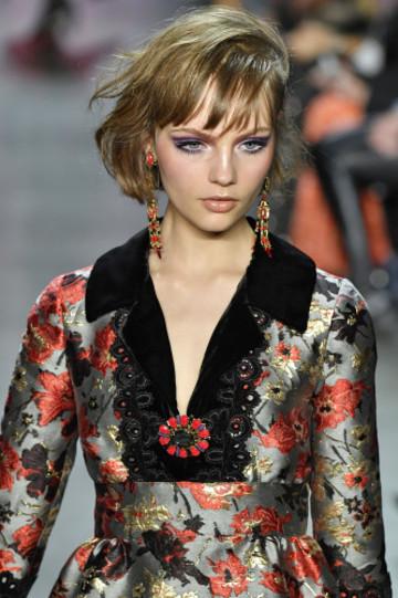 NYFW: Anna Sui Fashion Show