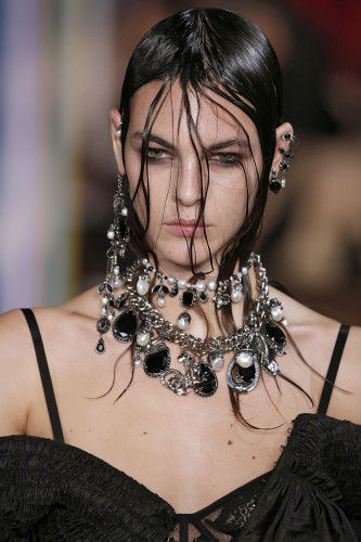 France: Paris Fashion Week - Alexander McQueen Fashion Show