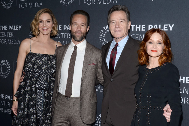 NY: An Evening With Bryan Cranston At Paiey Center For Media
