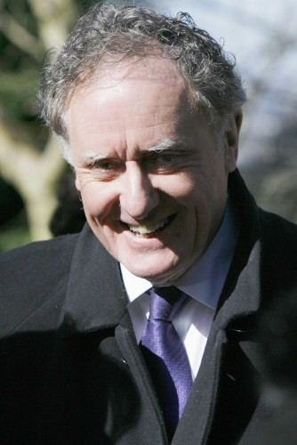 File Photo Vincent Browne will host his last political show for TV3 at the end of the month