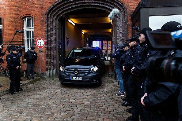 Police Holds Carles Puigdemont In Custody in Northern Germany