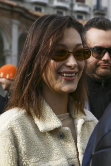 Alberta Ferretti Arrivals - Milan Fashion Week 2018