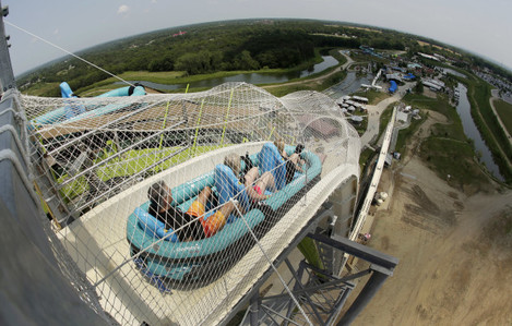 Water Park Fatality Charge