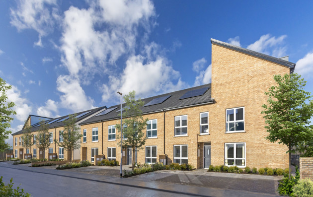 New energy-efficient homes in Dublin 9 - and they're close