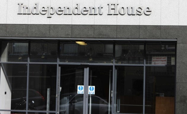 File Photo The Editor-in-Chief of Independent News & Media (INM) has assured staff their welfare is the company's primary concern, following allegations of a significant data breach. Stephen Rae told staff individuals from the company who had been named