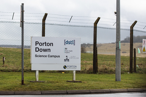 £48 Million Of New Funding Announced For Britain's Defence Science And Technology Laboratory At Porton Down