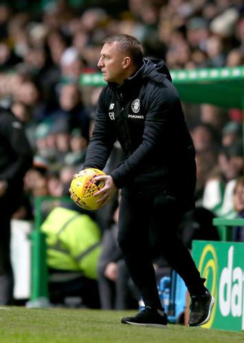 Celtic v Dundee - Scottish Premiership - Celtic Park