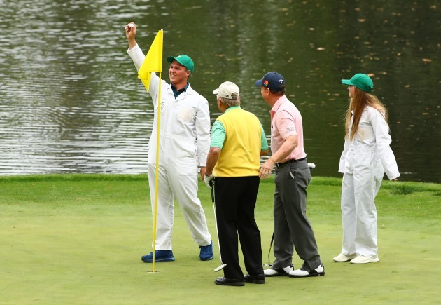 PGA: Masters Tournament - Par 3 Contest