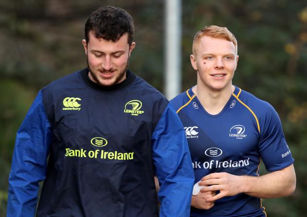 Will Connors and Gavin Mullin
