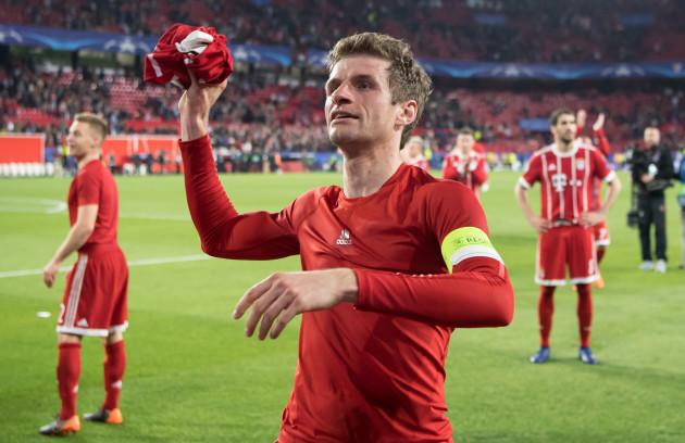 FC Sevilla vs FC Bayern Munich