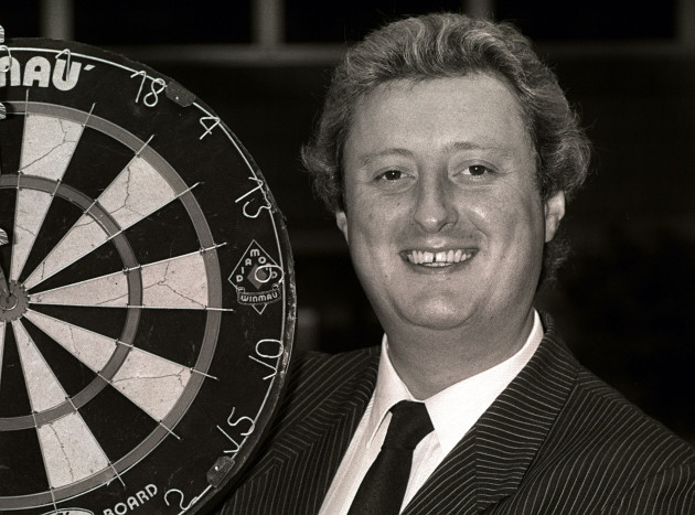 Eric Bristow File Photo