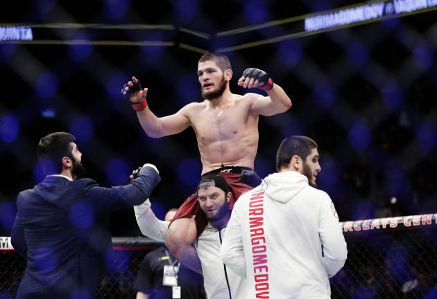 UFC 223 Mixed Martial Arts