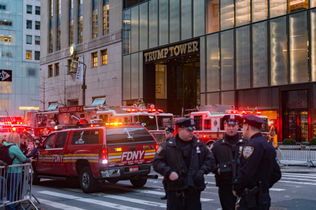 Once Resident Killed In Trump Tower Fire