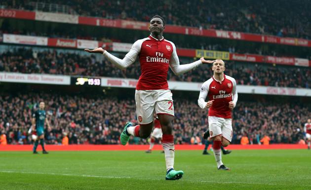 Arsenal v Southampton - Premier League - Emirates Stadium