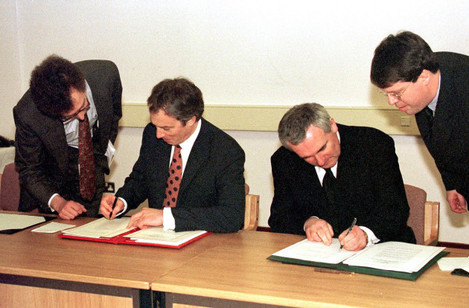 10th anniversary of The Good Friday Agreement