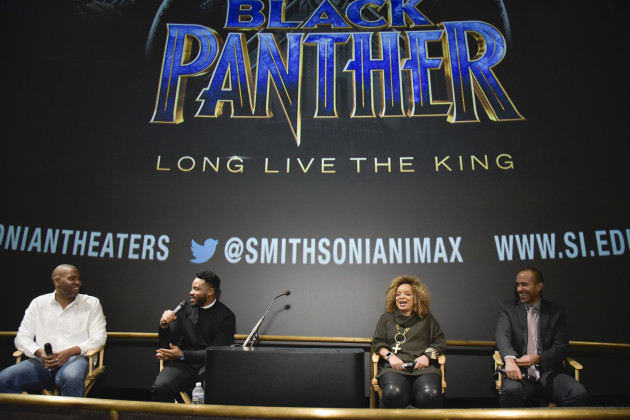 Screening of Marvel Studios' Black Panther at the National Air and Space Museum - Washington DC