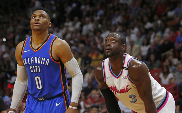 Oklahoma City Thunder beats Miami Heat 115-93