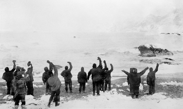 The Age of Exploration - The Polar Regions - The Shackleton Expedition - 1916