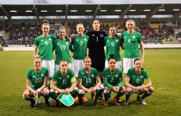 Ireland teamshot
