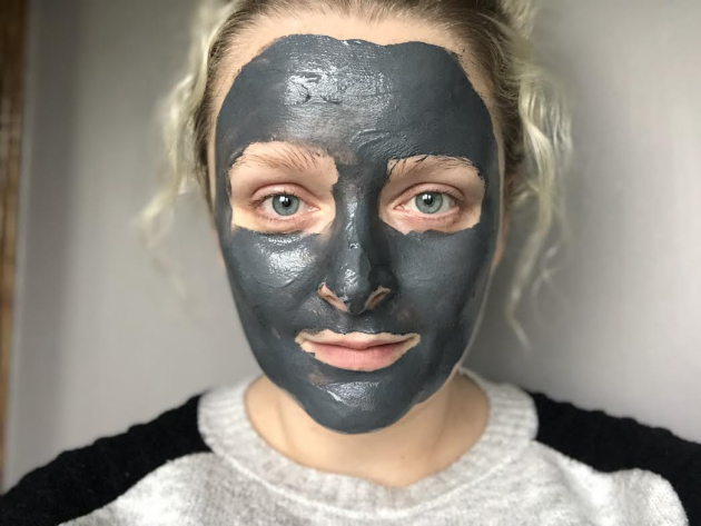 masque facial deep detox