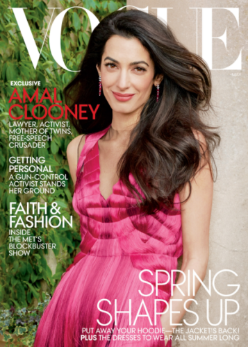 amal clooney height and weight