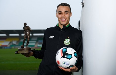 SSE Airtricity/SWAI Player of the Month March