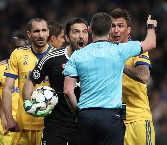 Spain: Real Madrid v Juventus - UEFA Champions League Quarter Final Second Leg