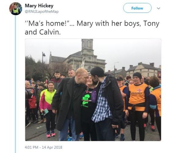 mary Nolan Hickey