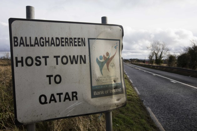 Syrian Refugees Expected To Arrive Before St Patricks Day in Ballaghaderreen County Roscommon