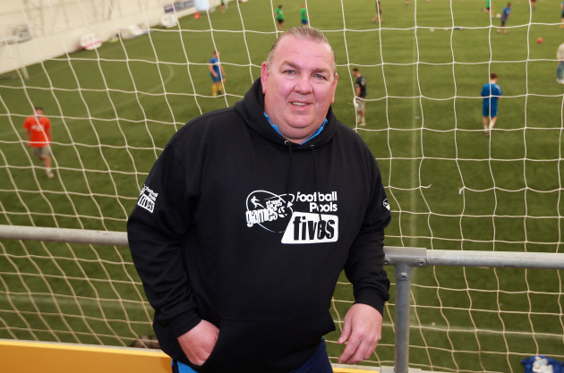 Soccer - StreetGames Football Pools Fives - Cardiff
