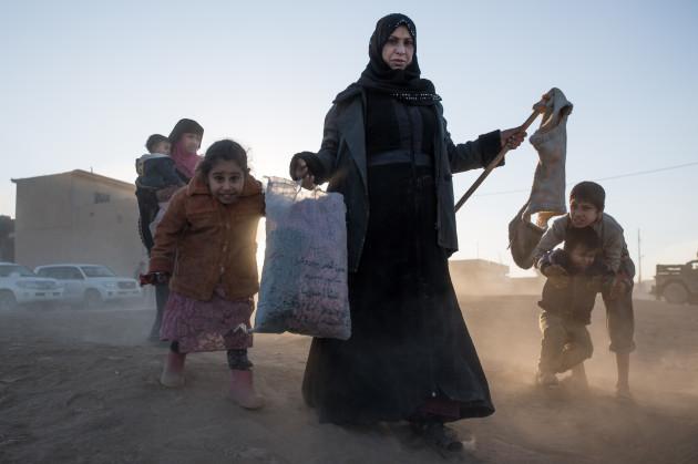 Iraq: Islamic State Conflict - Mosul