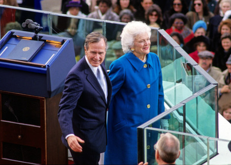 Bush Inauguration