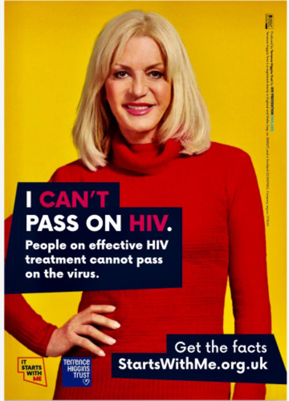 Life as a woman with HIV: 'We're stigmatised because we're looked
