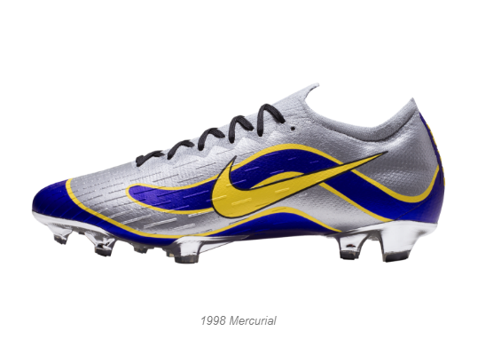 1bc51212e8ea Nike are bringing back some iconic football boots for the 20th ...