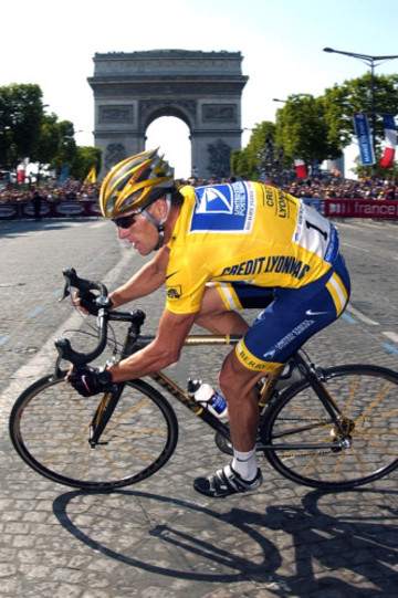 US Anti-Doping Agency To Strip Lance Armstrong of 7 Tour Titles