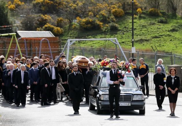9623 Big Tom Funeral