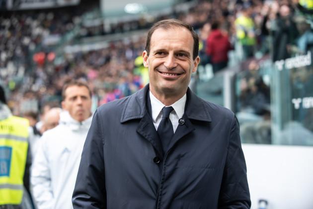Italy: Juventus vs Sampdoria