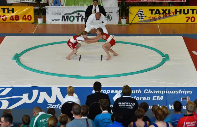 Sumo Juniors European Championship