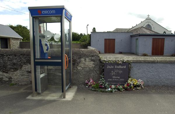 Memorials to JoJo Dullard