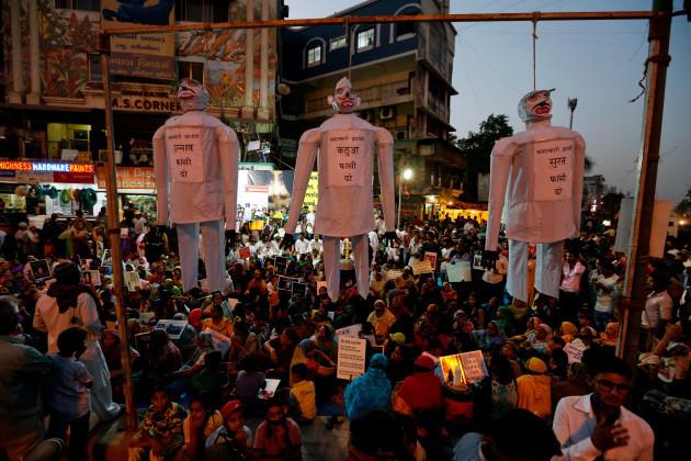 India Rape Death Penalty